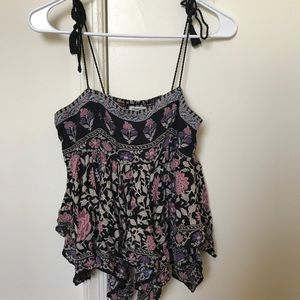 American Eagle Outfitters Boho Tank Top